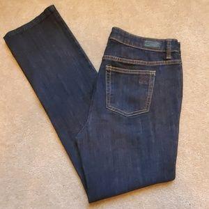 Liz Claiborne Jean's size 8 Classic fit